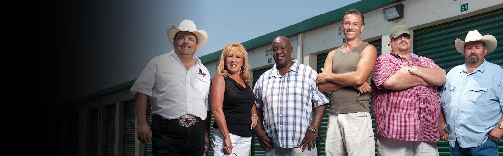 Huutokaupan metsästäjät: Teksas