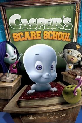 Casperin kummituskoulu